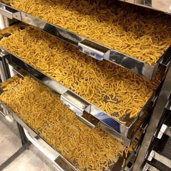 Сушильные шкафы для макаронных изделий
