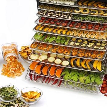 Сушильные шкафы для пищевых продуктов, универсальные