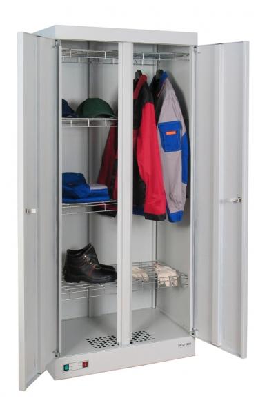 Шкаф сушильный для одежды и обуви ШСО 2000