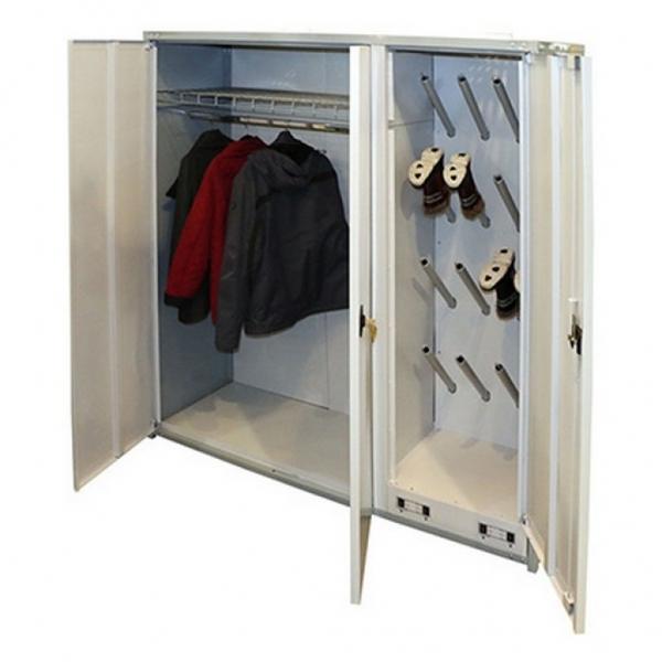 Промышленный сушильный шкаф для одежды RANGER 8
