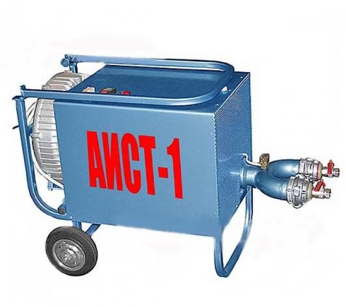 Установка для сушки пожарных рукавов АИСТ-1