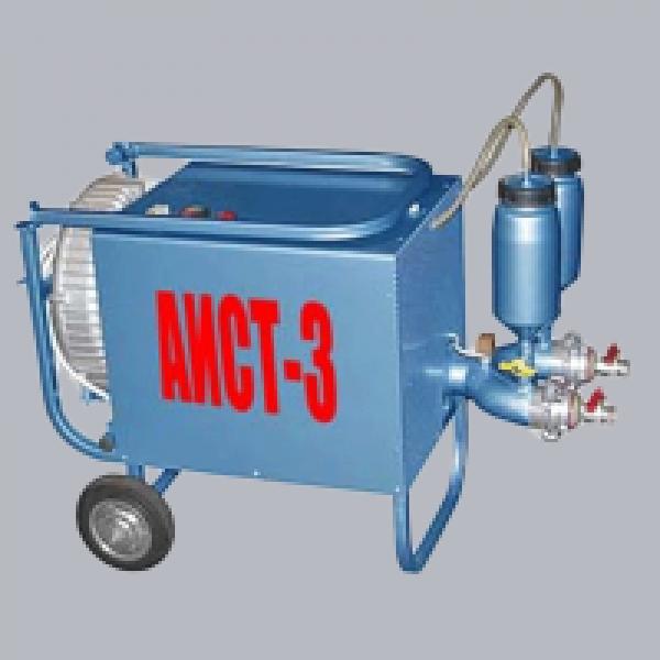 Установка для сушки пожарных рукавов АИСТ-3
