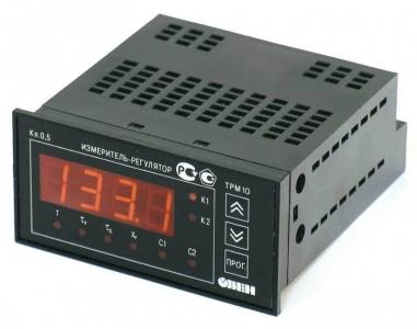 Измеритель ПИД-регулятор одноканальный ОВЕН ТРМ10