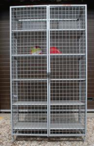 Шкаф для спортивного инвентаря