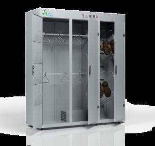 Электрический промышленный сушильный шкаф для бронежилетов и обуви DION-Pro B