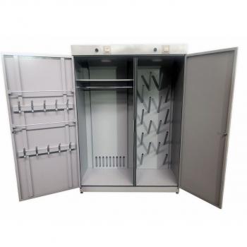 Сушильный шкаф ШС-4-8 для одежды и обуви